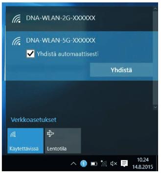 DNA Valokuitu Plus Premium -modeemi UBC1303