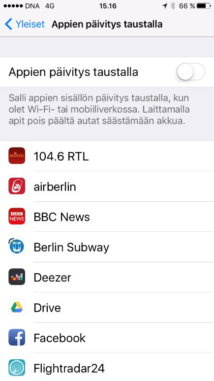Mobiilidata Ulkomailla Dna